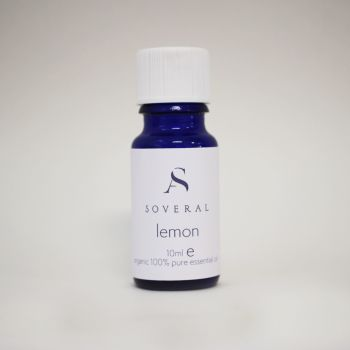 Lemon Organic Essential Oil - 10ml
