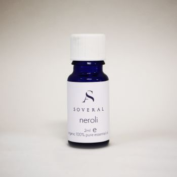 Neroli Organic Essential Oil - 2ml
