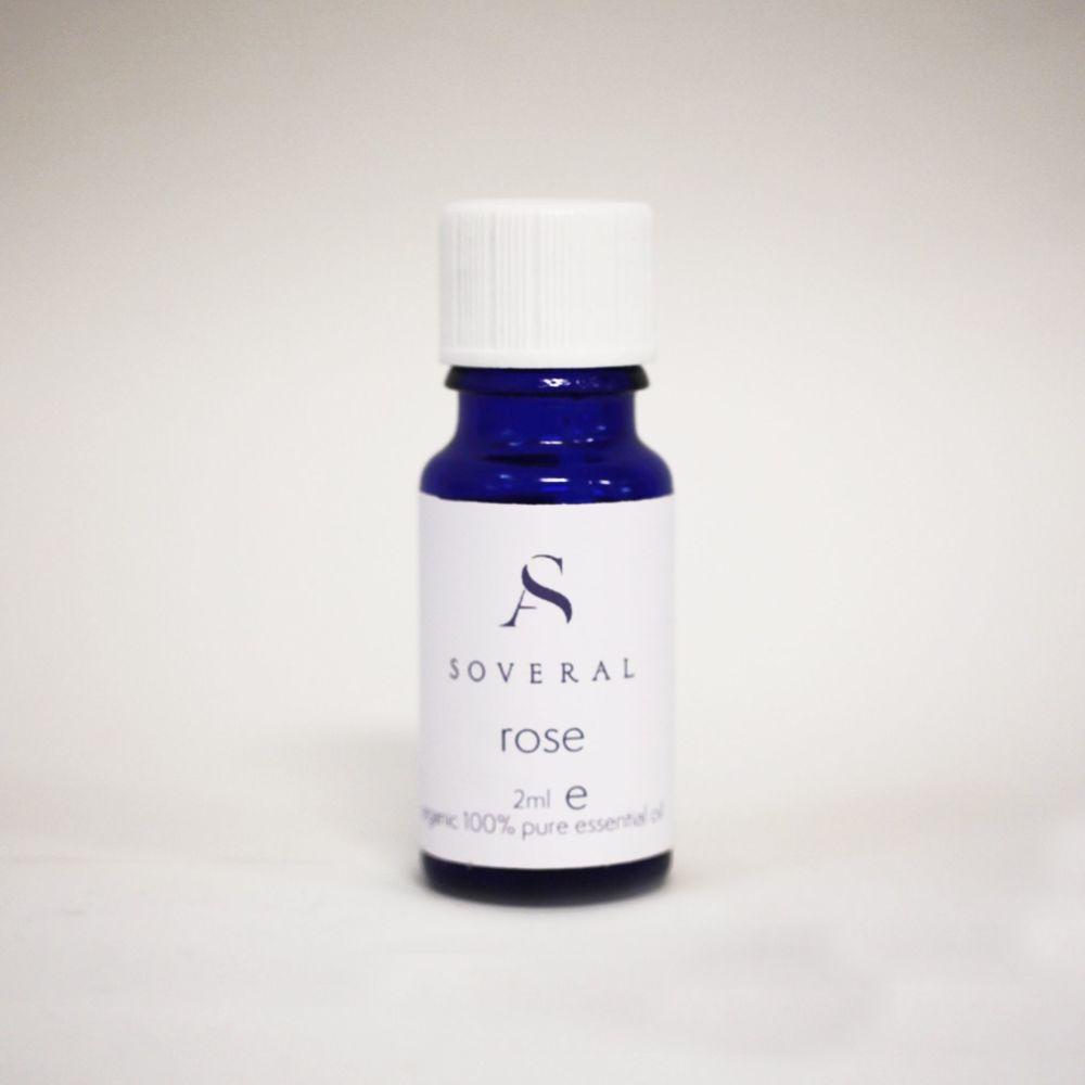 Rose Essentail Oil