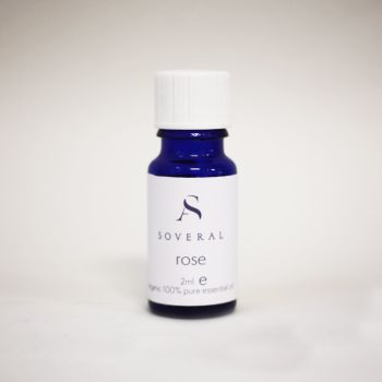 Rose (wild crafted) Organic Essential Oil - 2ml