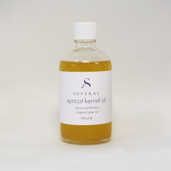 Soveral Organic Apricot Kernel Oil - 100ml