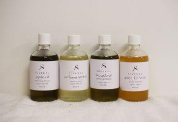 Soveral Organic Avocado Oil - 100ml