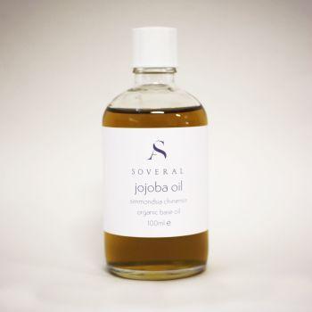 Soveral Organic Jojoba Oil – 100ml