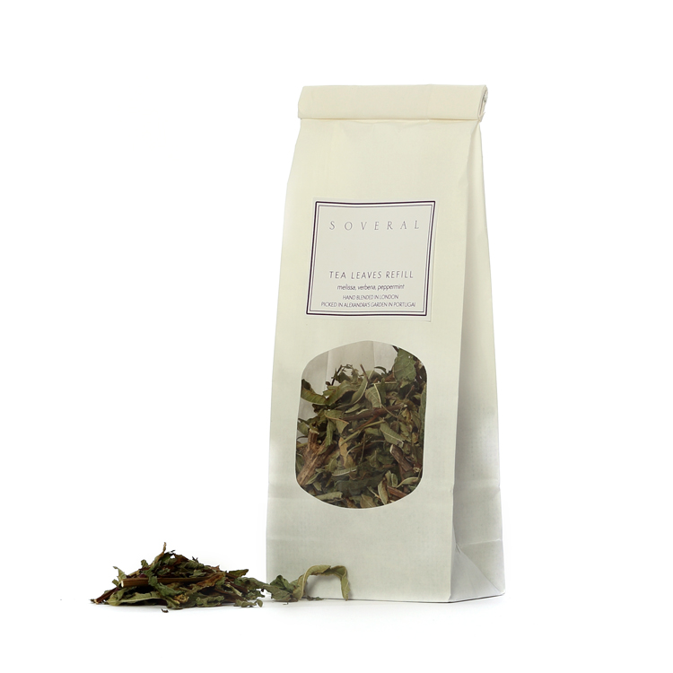 Organic Tea Leaves Refill 20g