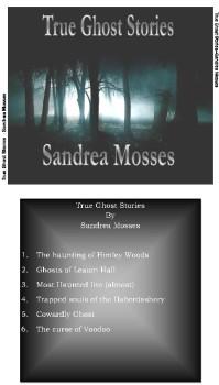 "CD of ""True Ghosts Stories"""