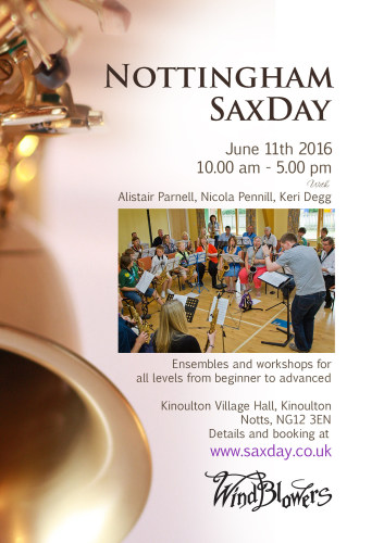 poster saxday 2016 A4