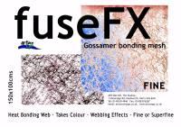 FuseFX - Fine Gossamer Bonding Mesh