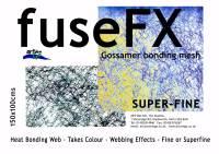 FuseFX - Super-Fine Gossamer Bonding Mesh