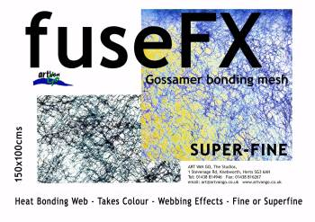 FuseFX - Super-Fine Gossamer Bonding Mesh