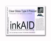 inkAID Clear Gloss Type II Precoat