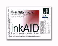 inkAID Clear Matte Precoat