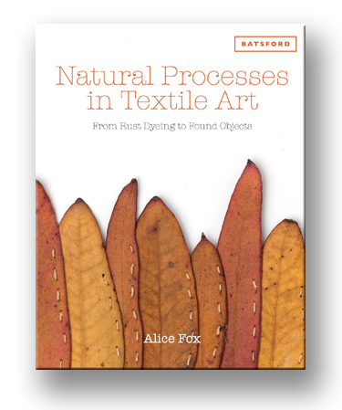 Natural Processes in Textile Art: From Rust Dyeing to Found Objects - Alice