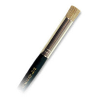 Royal White Bristle Stencil Brushes 1111  INDIVIDUAL PRICES FROM: