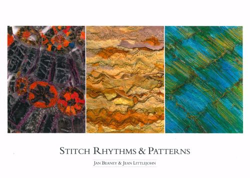 STITCH RHYTHMS AND PATTERNS by Jan Beaney and Jean Littlejohn