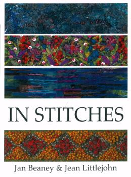 IN STITCHES DVD By Jan Beaney and Jean Littlejohn