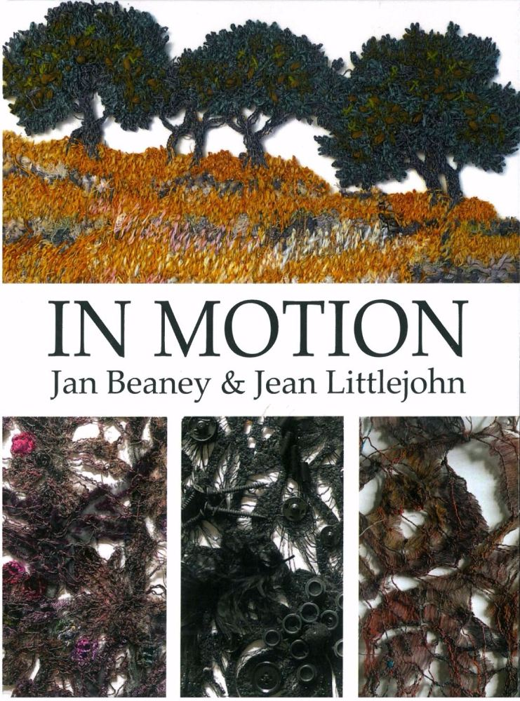IN MOTION DVD By Jan Beaney and Jean Littlejohn