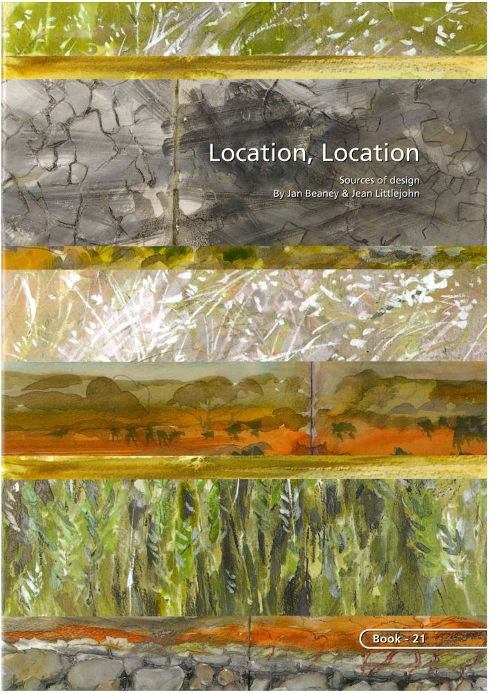 BOOK 21 – LOCATION, LOCATION. By Jan Beaney and Jean Littlejohn