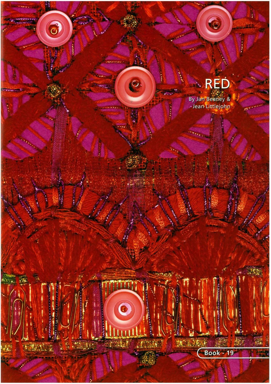 BOOK 19 – RED. By Jan Beaney and Jean Littlejohn