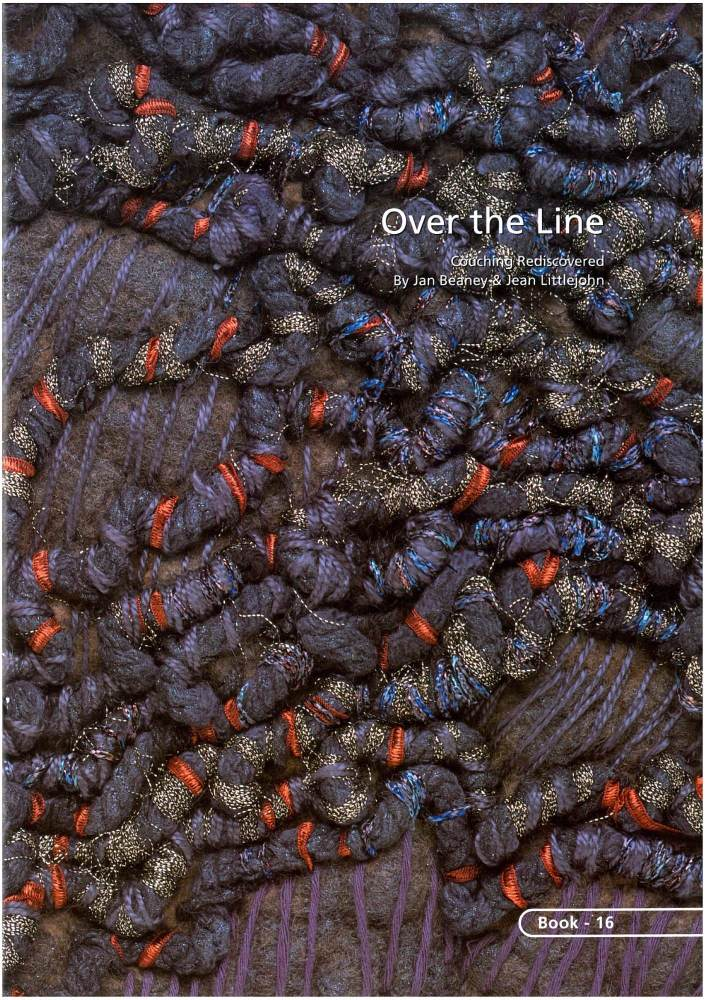 BOOK 16 – OVER THE LINE: COUCHING REDISCOVERED. By Jan Beaney and Jean Litt