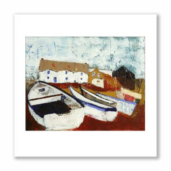 Sennen Cove - Greetings Card