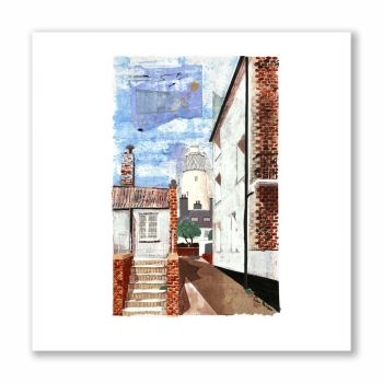 Southwold Lighthouse - Greetings Card