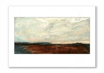Land & Sky - Greetings Card