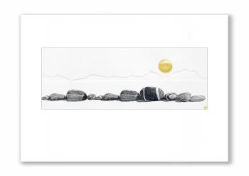 Beautiful Stones - Greetings Card