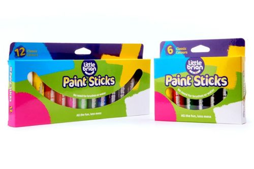 Little Brian Paint Stick Sets