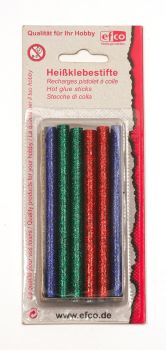 SPECIAL PRICE - Glitter Hot Glue Sticks