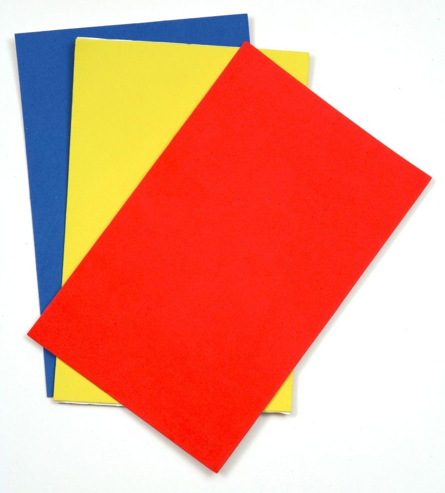 Funky Foam Sheets - Self Adhesive
