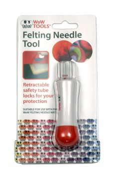 WoW Tools 7 Needle Felting Tool