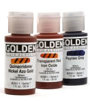 <!--002-->Golden Fluid Acrylics Collections- from
