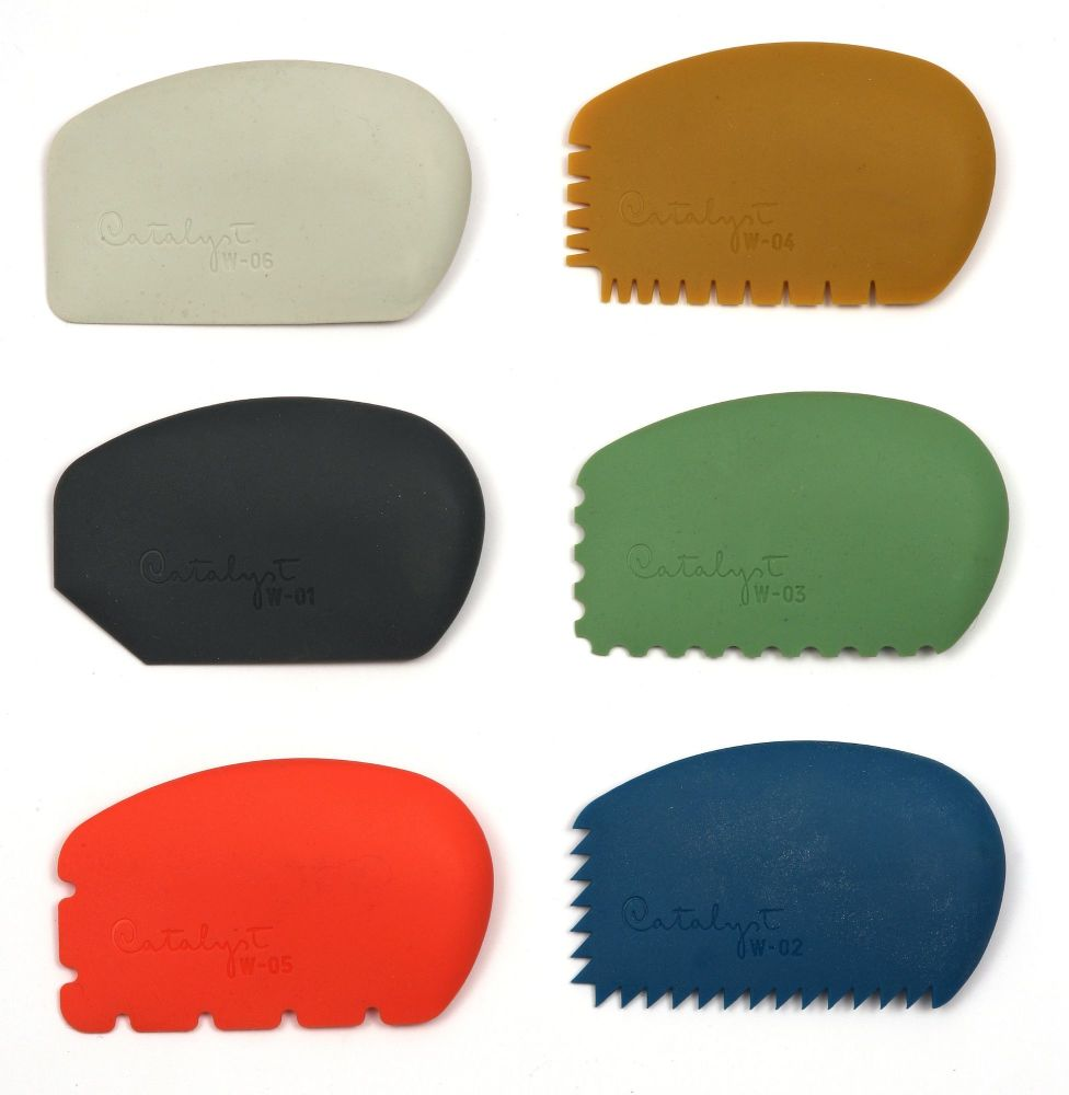 Catalyst Silicone Art Wedges