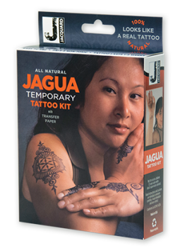 **NEW** Jagua Temporary Tattoo Kit