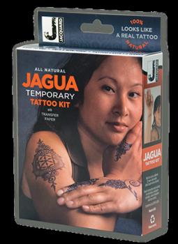 **NEW** Jagua Temporary Tattoo Kit