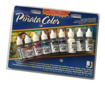 XMAS SPECIAL! Jacquard Exciter Pack - Piñata Alcohol Inks