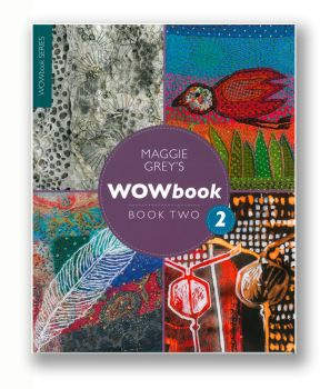 !!**NEW**!! Maggie Grey's WOWbook Book TWO June 2018