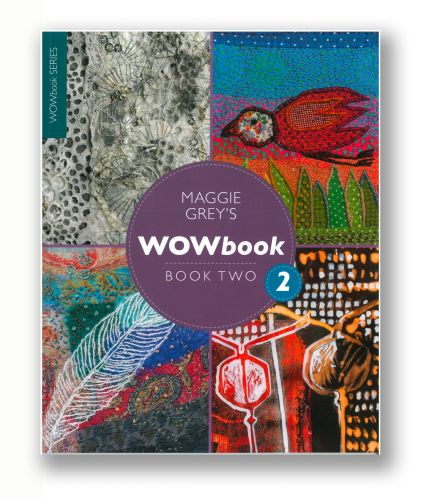 **NEW** Maggie Grey's WOWbook Book TWO June 2018 2