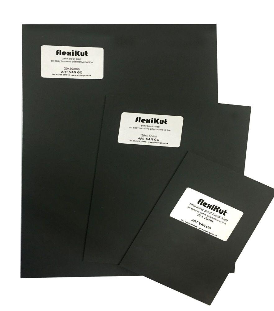 FlexiKut - Print Block Slabs