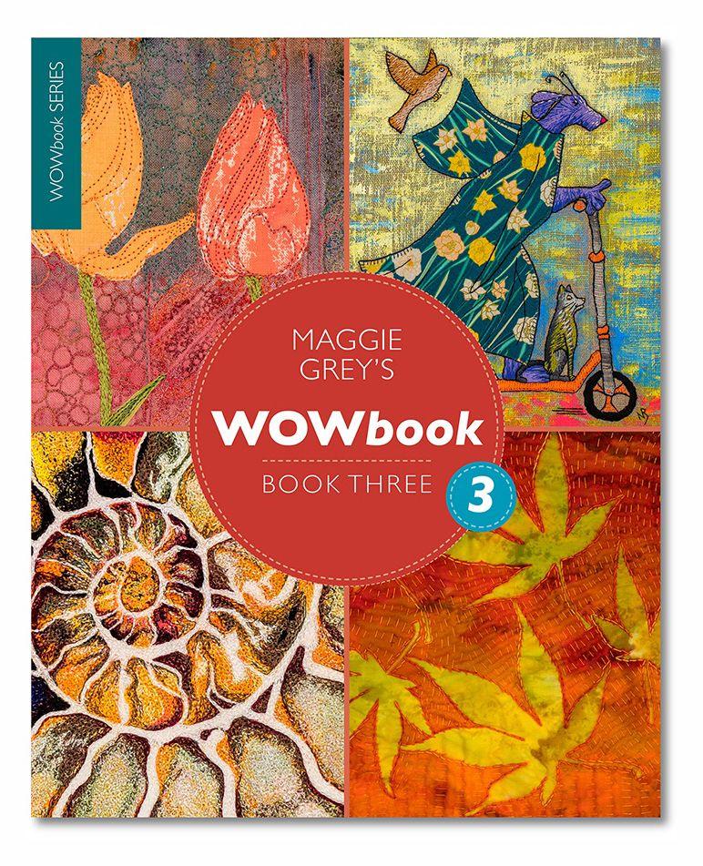 *!!**NEW**!!* Maggie Grey's WOWbook Book 3 December 2018