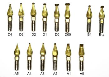 SPECIAL PRICE Speedball Nib Sets
