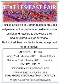 Textiles East leaflet A5 pdf 2019 sm copy