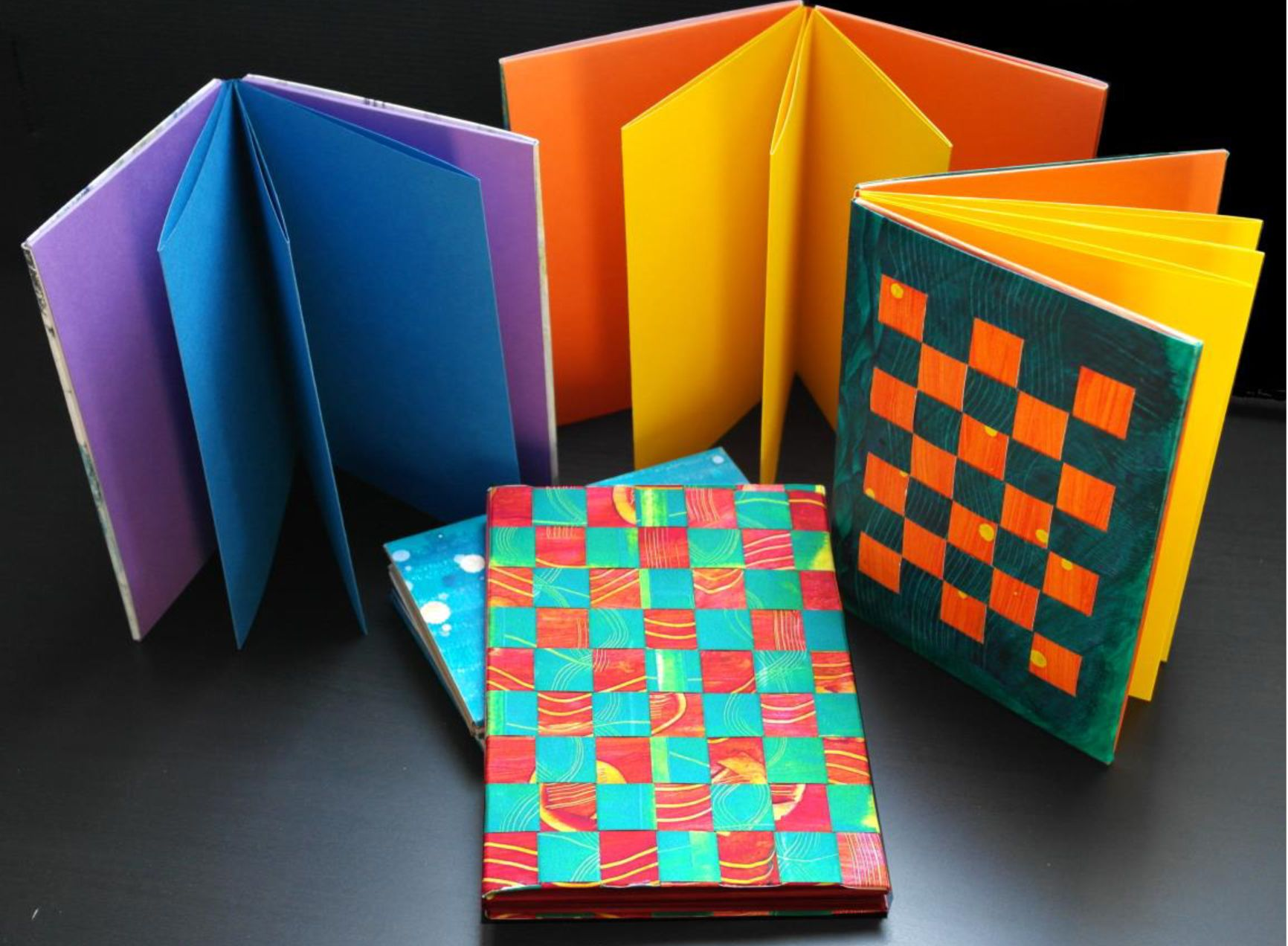 Derek Wood Accordion books