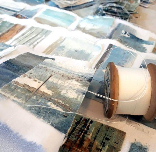 Amanda H Abstract Sea 2.1