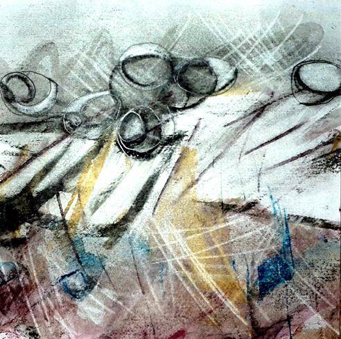 Bobby Britnell ~ sketchbook work.1