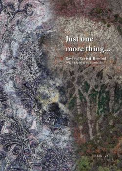 BOOK 26 - JUST ONE MORE THING…REVIEW, REVISIT, REMIND. By Jan Beaney and Jean Littlejohn