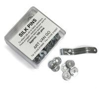 <!--021-->Silk Pins
