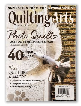 Quilting Arts  -BACK ISSUES ONLY