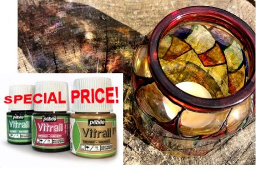 <!--020-->Pebeo Vitrail Glass Paint 45ml