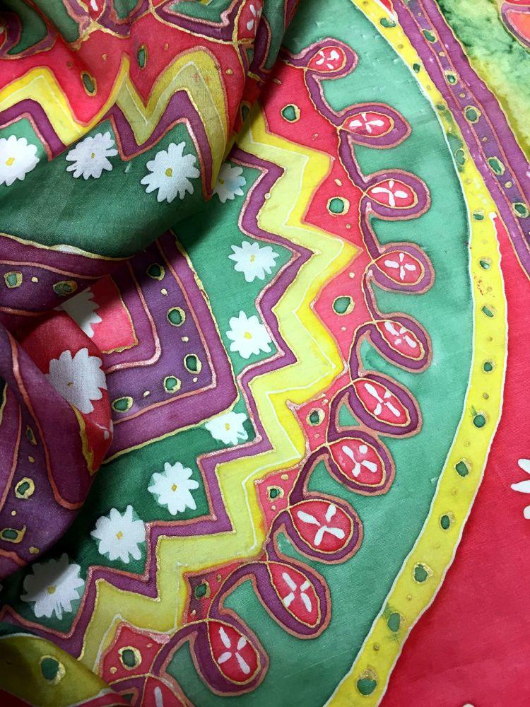<!--012-->Javana Silk Paint Outliners 20ml